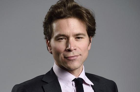 Geoffroy Didier, vice-président du Conseil régional de l'Ile de France. D. R.
