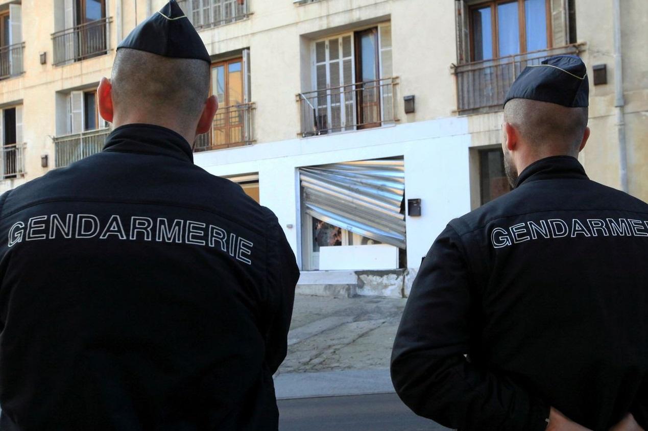 Les gendarmes auraient laissé faire, selon des témoins de l'agression. D. R.