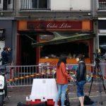 Une vue du club qui a pris feu à Rouen. D. R.
