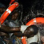 La quasi-totalité des migrants sont originaires d'Afrique subsaharienne. D. R.