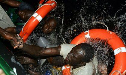 6 500 migrants secourus au large de la Libye