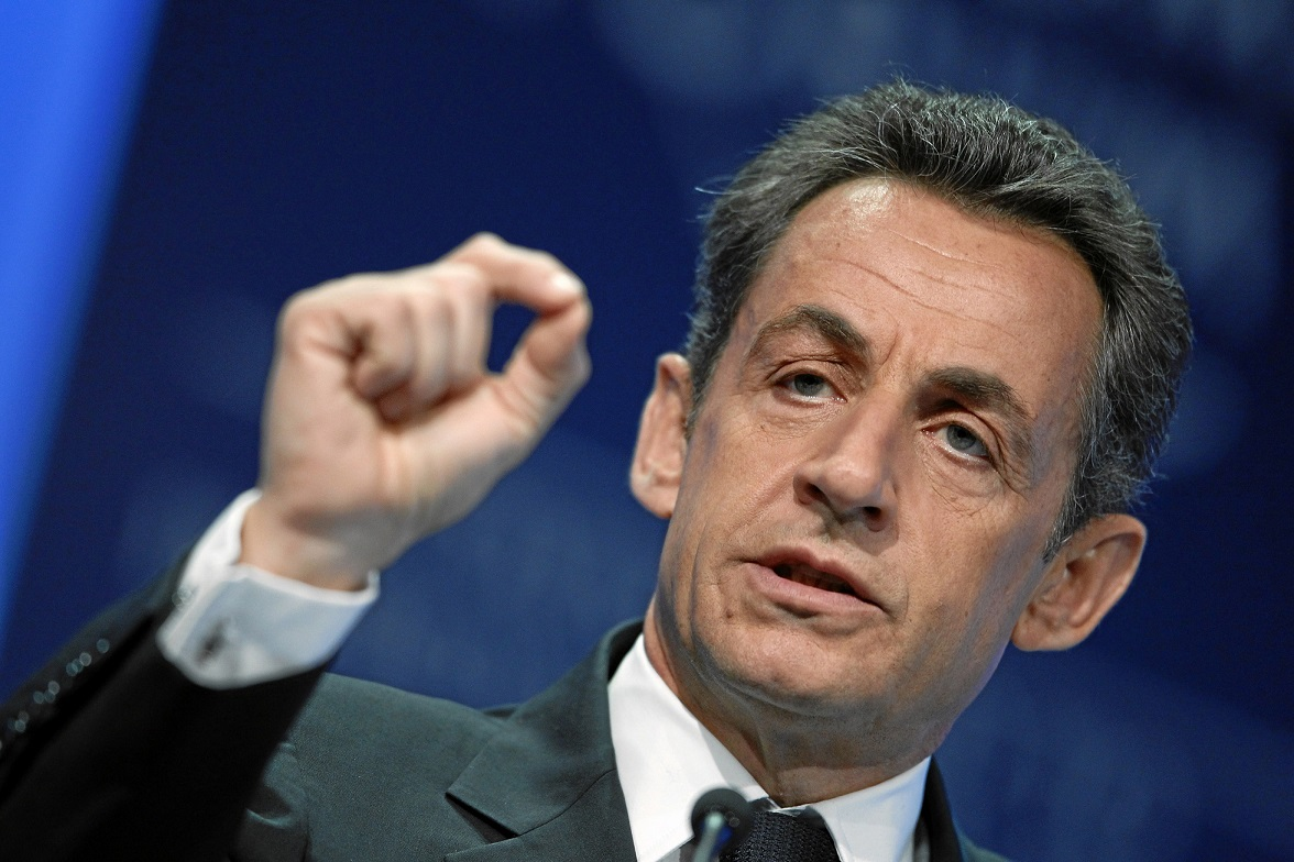 Nicolas Sarkozy «éradicateur» : «La République ne reculera plus sur rien.» D. R.