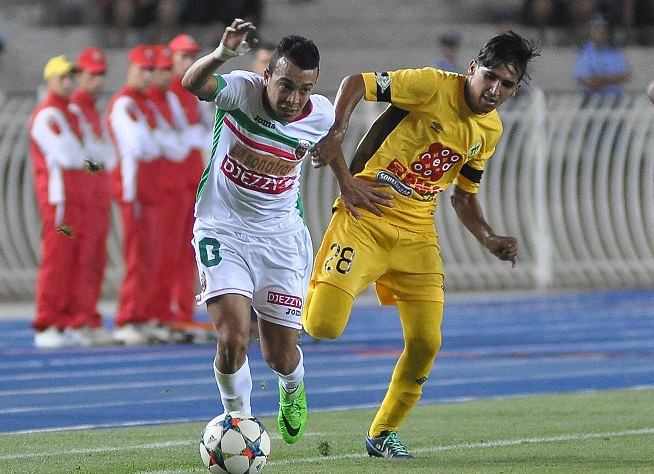 La 2e journée sera marquée par le premier derby algérois entre l'USMH et le MCA. New Press