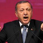 La crise turque est une affaire entre islamistes. Ici, le président Recep Tayyip Erdogan. D. R.