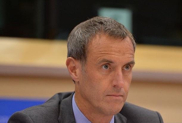Rob Wainwright, directeur d'Europol. D. R.