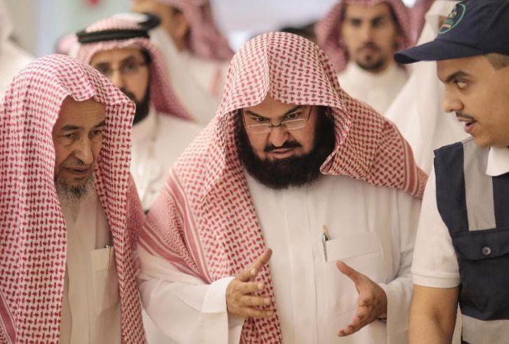 Les prédicateurs saoudiens profitent du hadj pour propager la doctrine wahhabite. D. R.