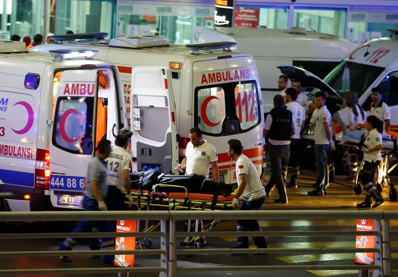 La Turquie vit au rythme des attentats terroristes. D. R.