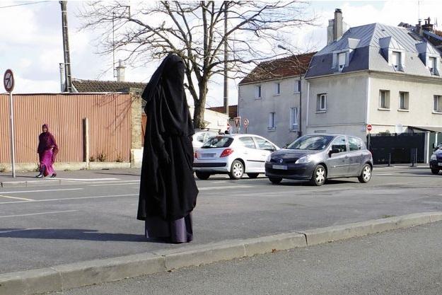 Les Beurs s'abreuvent plus de littérature religieuse radicale. Ici, à Montreuil, dans la banlieue de Paris. D. R.