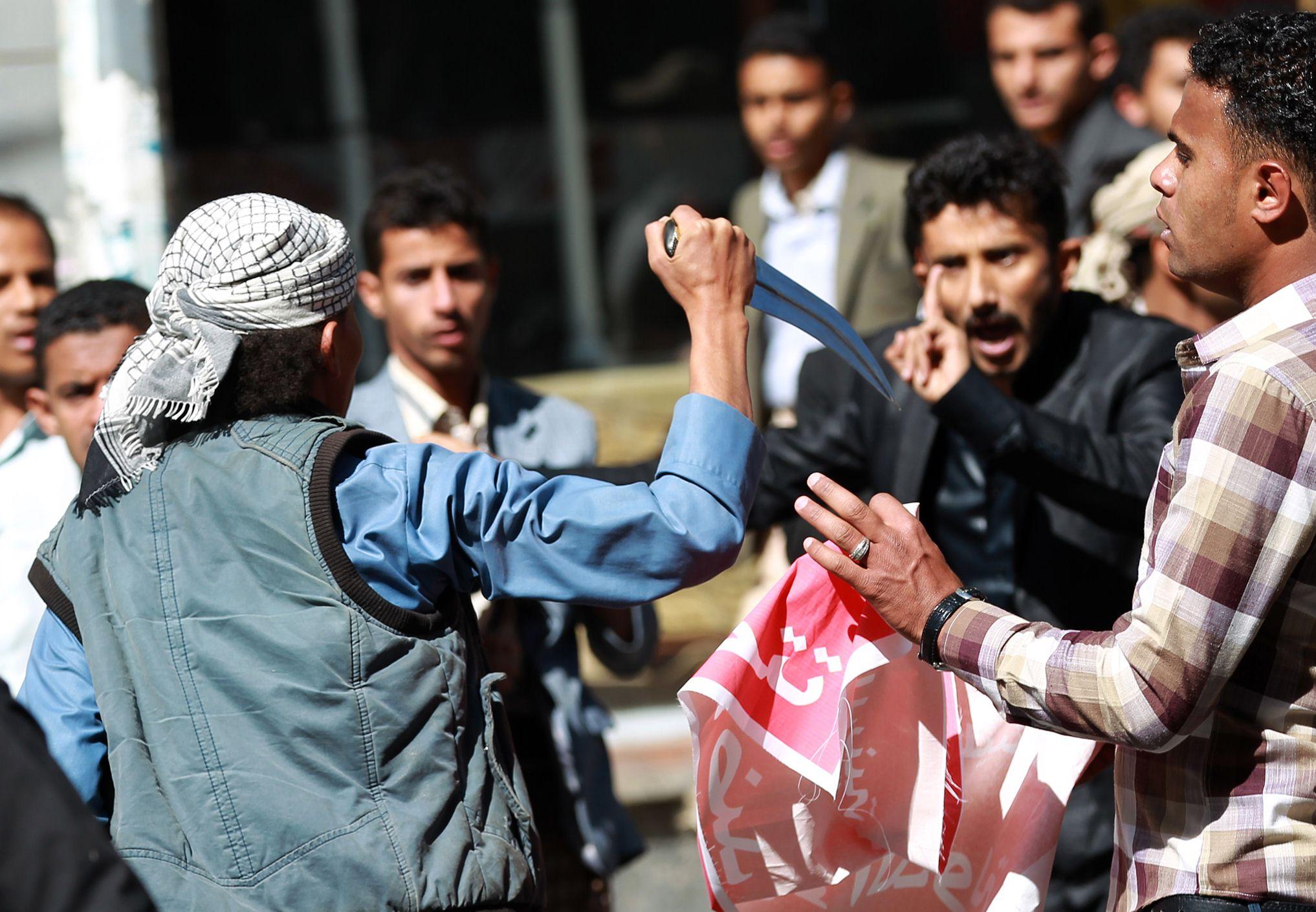 L'Algérie va-t-elle réussir à réconcilier les Yéménites ? D. R.