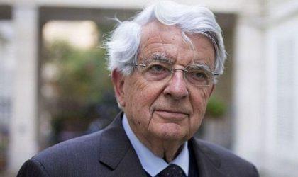 Chevènement à la tête de la Fondation pour l'islam de France ?