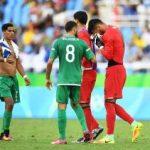 Les Algériens déçus par cette première sortie ratée. D. R.