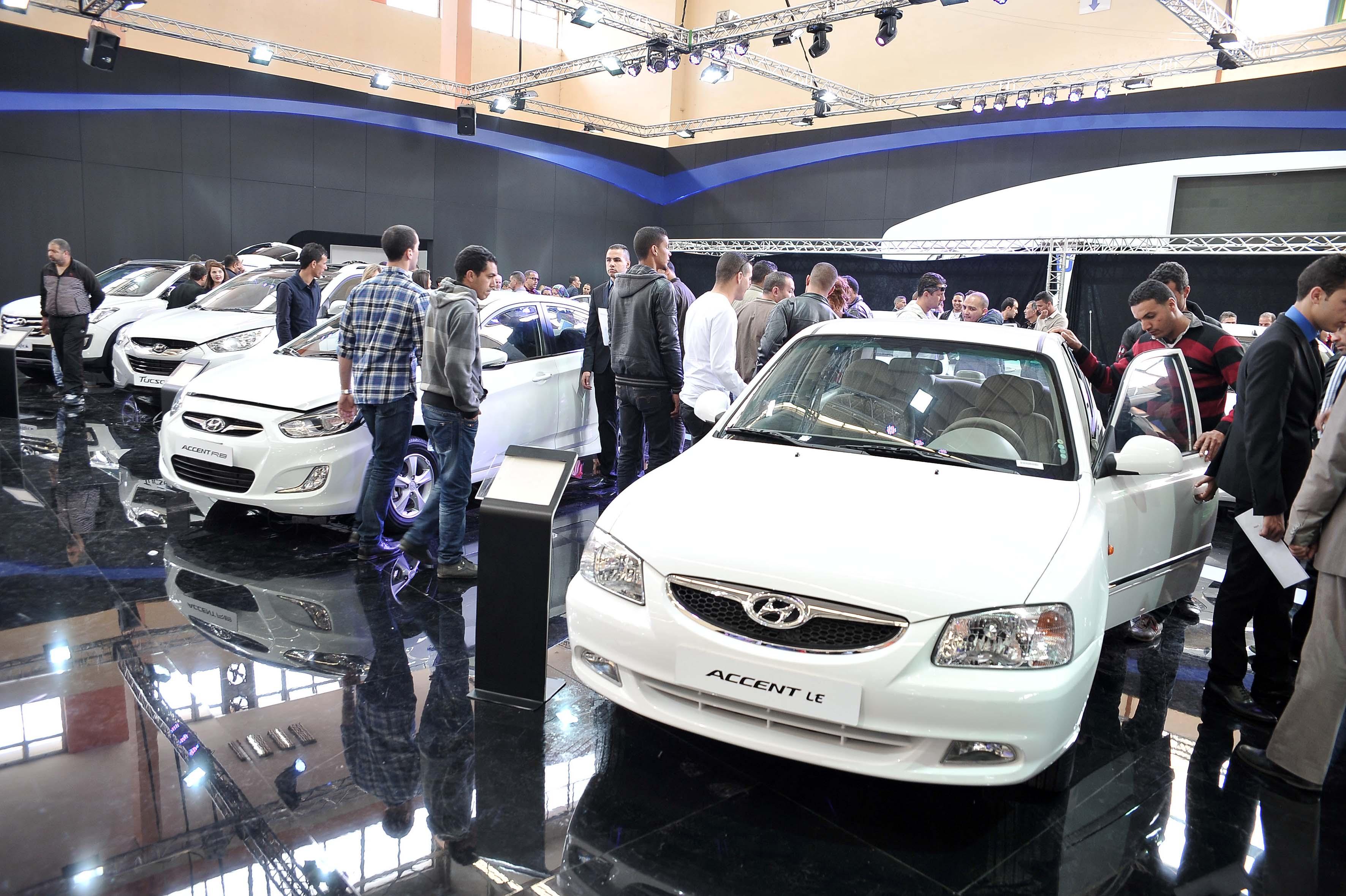 L'importation des véhicules a reculé à 768 millions de dollars. New Press