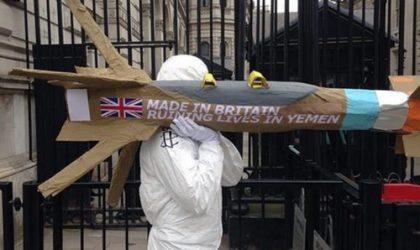 Le Royaume-Uni premier fournisseur d'armes à l'Arabie Saoudite