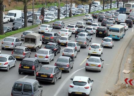 Les importations de véhicules ont baissé drastiquement cette année. New Press