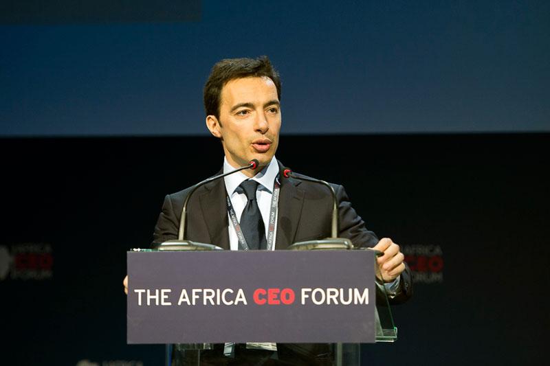 Amir Ben Yahmed, un des deux directeurs exécutifs de Jeune Afrique. D. R.
