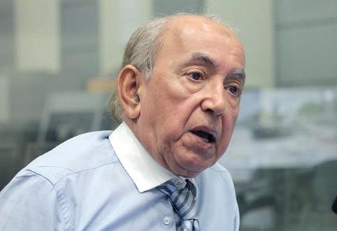 Le président de l'Anexal, Ali Bey Naceri. D. R.