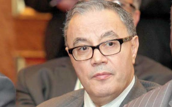 L'ambassadeur d'Algérie à Bruxelles, Amar Belani. D. R.