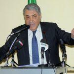 Ali Benflis. New Press