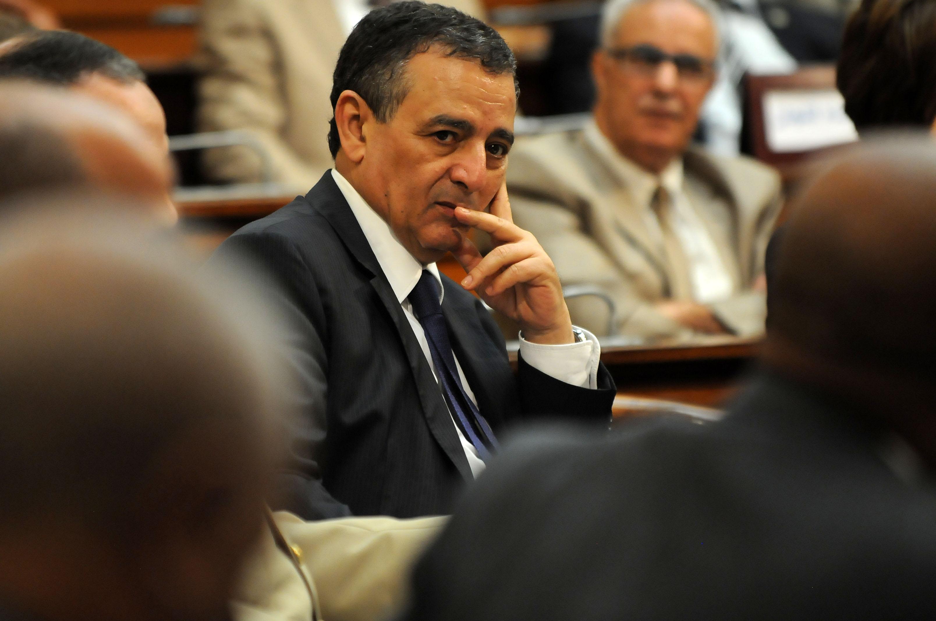Abdeslam Bouchouareb, ministre l'Industrie et des Mines. New Press
