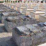 Cimetière des Martyrs à Ouzellaguen. D. R.