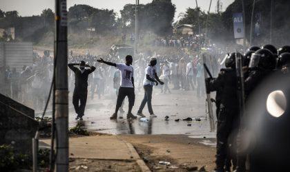 Emeutes au Gabon après la réélection d'Ali Bongo