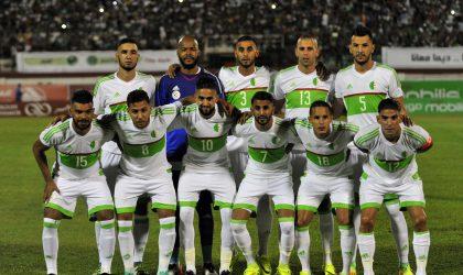CAN-2017 : l'Algérie 3e au classement des sélections qualifiées pour le tournoi du Gabon