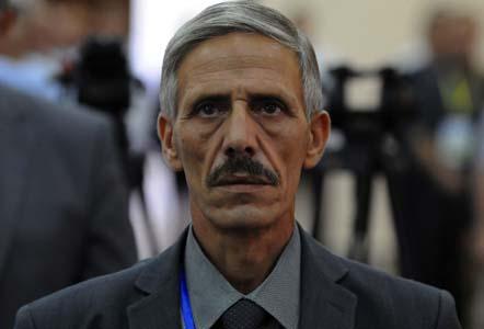 Le premier secrétaire du FFS, Abdelmalek Bouchafa. New Press