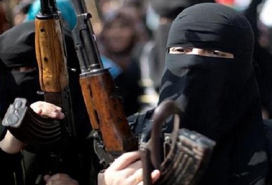 Combien d'Algériennes y a-t-il dans les rangs du mouvement terroriste Daech ? D. R.