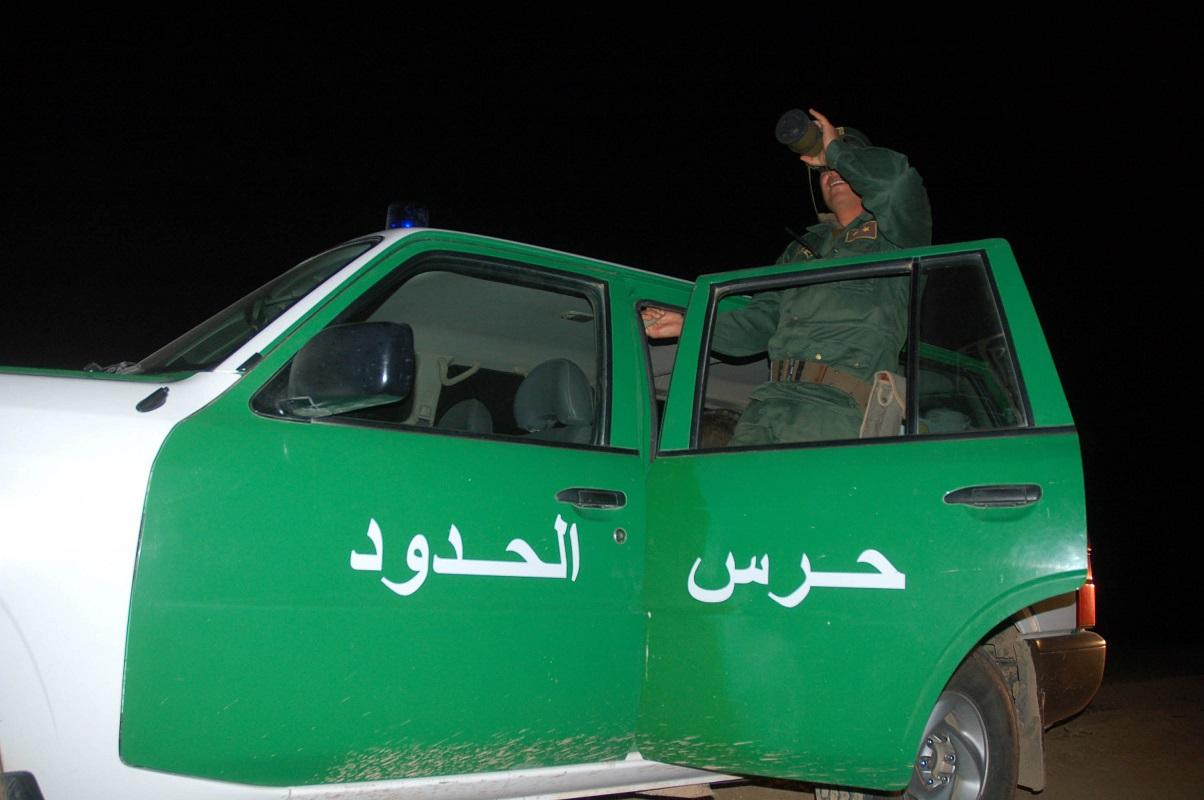 Les gardes-frontières vigilants. New Press