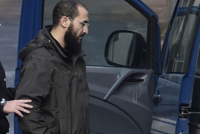 Le terroriste Merouane Benahmed, condamné à mort en Algérie. D. R.
