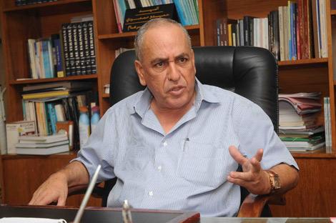 Hamidou Messaoudi, directeur général de l'Enag. D. R.
