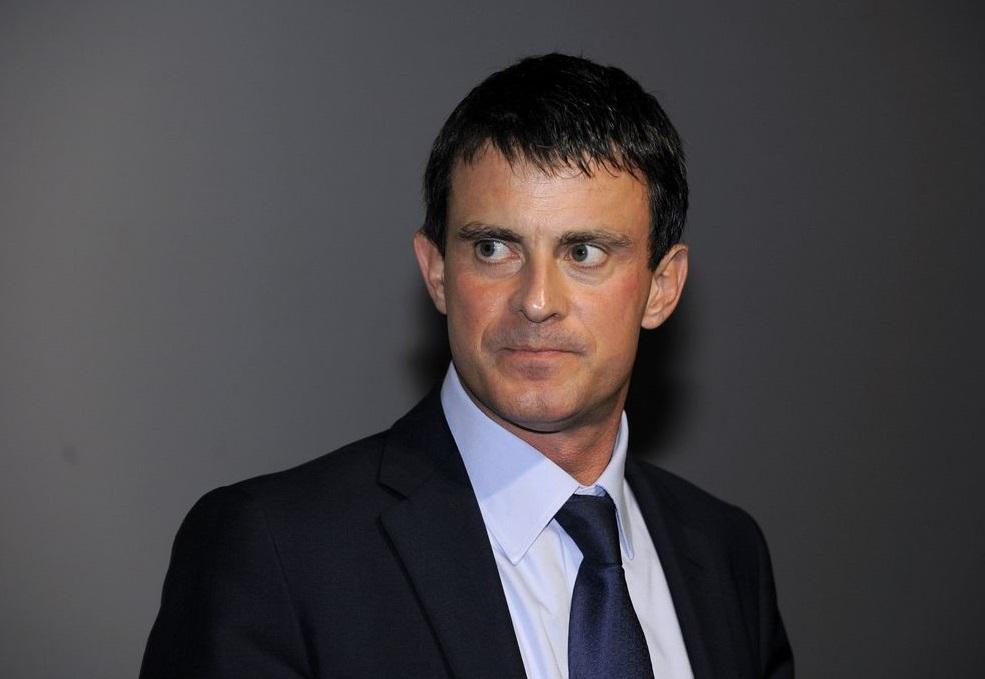 Manuel Valls. D. R.