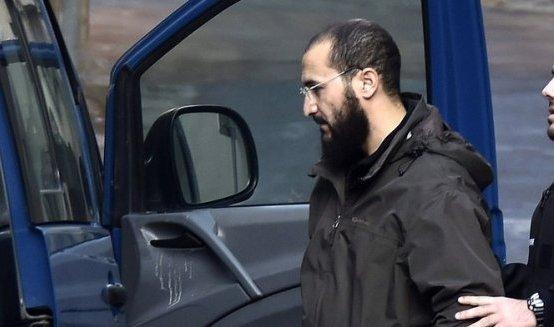 L'islamiste algérien était assigné à résidence à Evron, en Mayenne, depuis décembre. D. R.