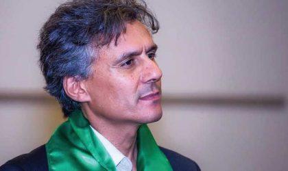 Rachid Nekkaz agressé physiquement par le fils d'Amar Saïdani à Paris