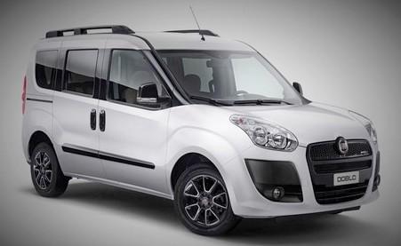 Le Fiat New Doblo. D. R.