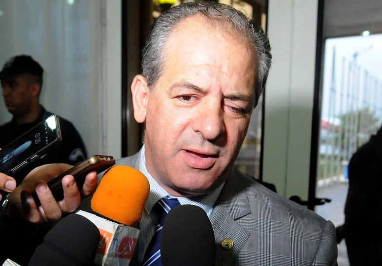Le ministre de la Jeunesse et des Sports, Hadi Ould-Ali. New Press