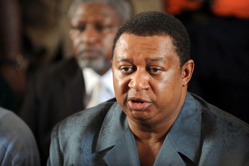 Le secrétaire général de l'Opep, Mohammed Barkindo. D. R.