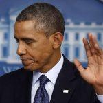 Barack Obama essuie un camouflet. D. R.