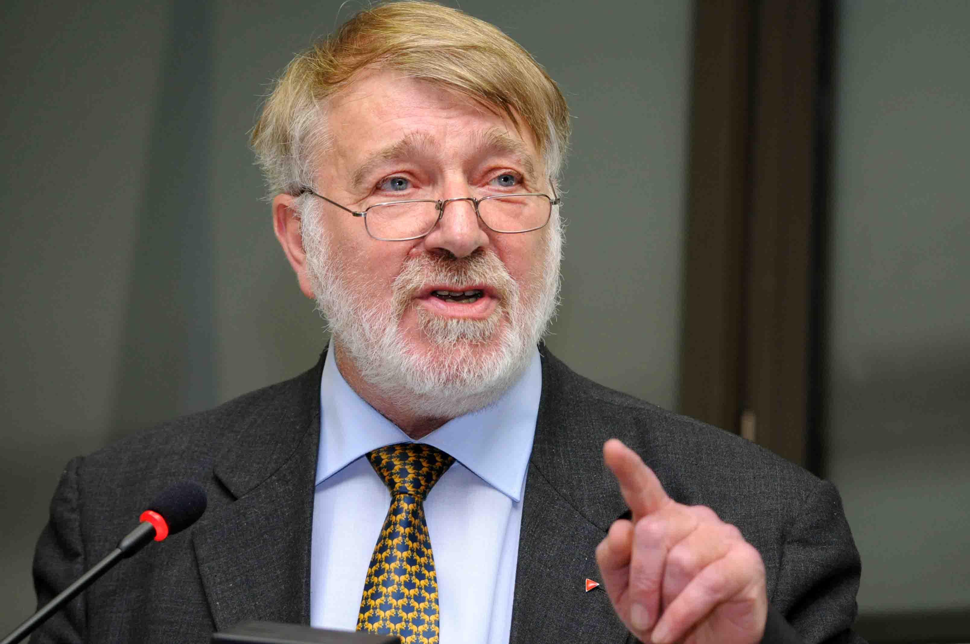 Pierre Galand, président de l'Eucoco. D. R.