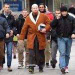 Des islamistes radicaux en Allemagne. D. R.