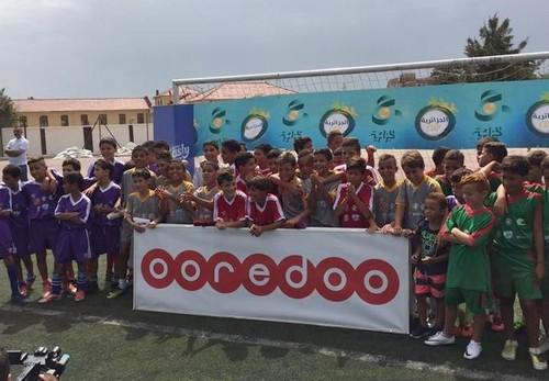 Des équipes participant au tournoi. D. R.