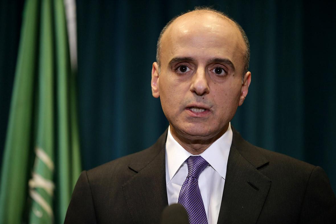 Le ministre saoudien des Affaires étrangères, Adel al-Jubair. D. R.