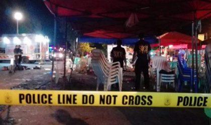Philippines : un attentat à la bombe fait douze morts à Davao