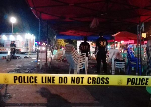 Par le passé, Davao a été le théâtre d'attentats meurtriers commis par des islamistes. D. R.