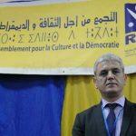 Mohcène Belabbas, président du parti. New Press