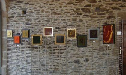 Exposition collective d'artistes algériens au Centre culturel algérien de Paris