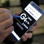 Le Galaxy Note 7 peut être en surchauffe et exploser. D. R.
