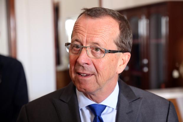 Martin Kobler, représentant spécial du secrétaire général de l'ONU pour la Libye. D. R.