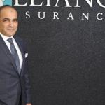 Hassen Khelifati, PDG d'Alliance Assurances. D. R.