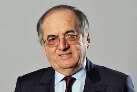 Le président de la FFF, Noël Le Graët. D. R.